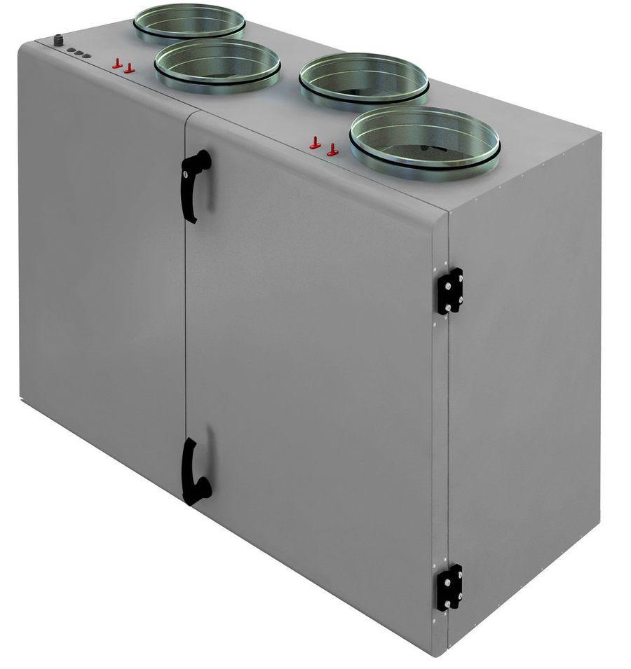 Приточно-вытяжные установки (с рекуперацией тепла и влаги)