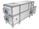 Приточно-вытяжные установки с водяным нагревателем с пластинчатым рекуператором Breezart Aqua RP PB