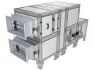 Приточно-вытяжные установки с водяным нагревателем с роторным рекуператором Breezart Aqua RR