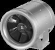 Энергосберегающие круглые канальные вентиляторы Ruck EL D с частотным регулированием