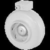 Круглые канальные вентиляторы Ruck RS