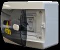 Щиты управления вентиляторами ЩУВ-220-R-ПЛ PromVents с плавной регулировкой скорости (в пластиковом корпусе)