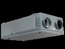 Приточно-вытяжные установки с пластинчатым рекуператором и электрическим нагревателем Shuft UniMAX-P CE-A (подпотолочная версия)