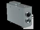 Приточно-вытяжные установки с пластинчатым рекуператором и электрическим нагревателем Shuft UniMAX-P SE-A (с горизонтальным выбросом воздуха)