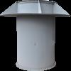 Узлы прохода с клапаном и площадкой под электропривод с кольцом для сбора конденсата УП 3-11…21