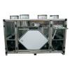 Приточно-вытяжные установки с пластинчатым рекуператором и электрическим нагревателем VKJet-R-E