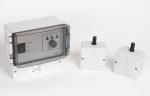 Плавные регуляторы скорости для потолочных вентиляторов с датчиками температуры Vortice Vort Delta