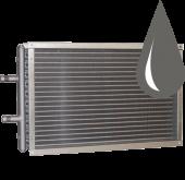 Водяные канальные воздухонагреватели для прямоугольных воздуховодов