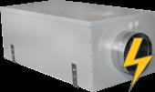 Приточные установки с электрическим нагревателем