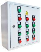 Щиты управления вентиляторами с автоматическим резервированием