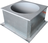 Дополнительное оборудование для крышных вентиляторов