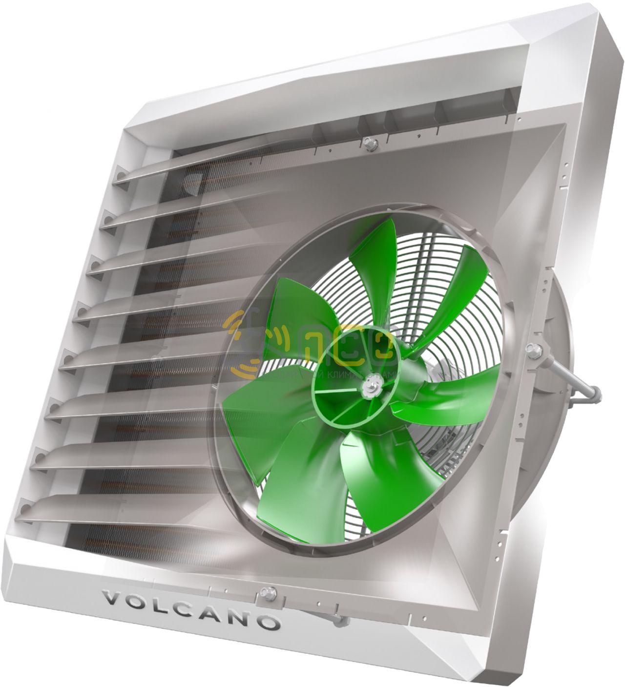 Воздушно отопительный агрегат volcano цена кондиционера на лада калина краснодар