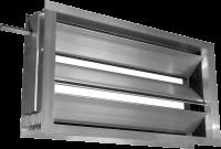 Клапаны для прямоугольных воздуховодов