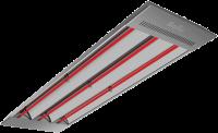 Открытые потолочные инфракрасные обогреватели