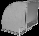 Отводы для прямоугольных воздуховодов
