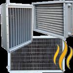 Паровые калориферы / воздухонагреватели