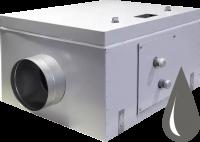Приточные установки с водяным нагревателем