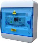 Щиты управления вентиляторами ЩУВ в пластиковом корпусе