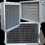 Водяные калориферы / воздухонагреватели