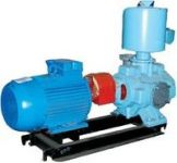 Водокольцевые вакуумные насосы (агрегаты) ВВН