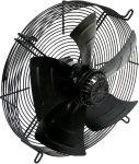 Осевые вентиляторы с защитной решеткой