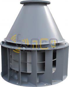 Крышные вентиляторы дымоудаления с выбросом в сторону