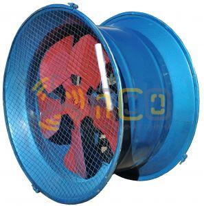 Осевые струйные вентиляторы