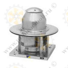 Центробежные крышные вентиляторы дымоудаления с пределом огнестойкости 400 гр./2 ч SODECA CHT (горизонтальный выброс воздуха)