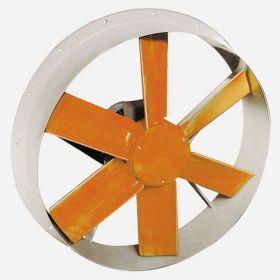 Взрывозащищенные осевые фланцевые вентиляторы SODECA HCH/ATEX