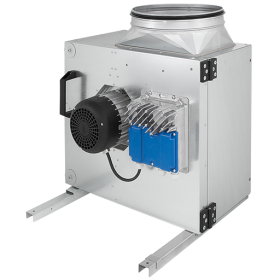 Вытяжные шумоизолированные кухонные вентиляторы Ruck MPS EC
