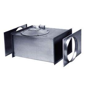 Круглые канальные вентиляторы Ostberg RKC