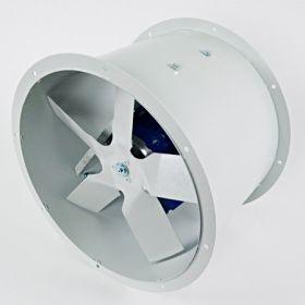 Осевой канальный вентилятор ВОК-380