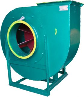 Радиальные пылевые вентиляторы ВР 140-40