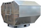 Крышные вентиляторы ВКРФ (с факельным выбросом потока воздуха)