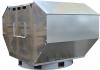 Крышные вентиляторы ВКРФ ДУ (с факельным выбросом потока воздуха вверх)