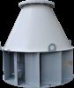 Крышные вентиляторы ВКРС ДУ (с выбросом потока воздуха в сторону)